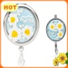 2012 factory direct sale 65cm 103g lady pocket mirror