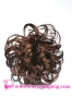 Synthetic ballet hair accessories, hair ring