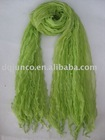 100% Silk Lace Scarf----new long fashion scarf--good for autumn wearing