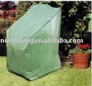 PE tarpaulin outdoor chair furniture cover