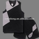 Plus Size Custom Design 100% Polyester and Mesh Adult Bsaketball Jersey
