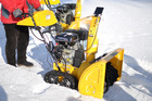 11HP loncin track Snow Thrower STG1170E
