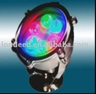 2012 new Led Underwater light with long working life, AC/DC24 volt