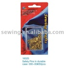 nickle free Safety Pins(No16025)