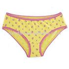 Ladies soft cotton printing underwear