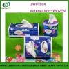 sublimatio decorated tissue boxes