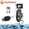 Schroder drain pipe sewer cctv survey camera