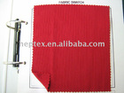 95% polyester 5% spandex 2*2rib knitted fabric