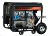 Diesel generator GEGO 6500E3 380V 5kw AC