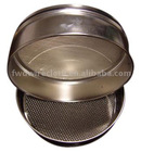 Standard Stainless Steel Text Sieve