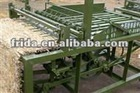straw curtaine machine, straw mat machine, straw mat making machine