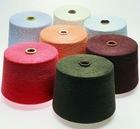 30s/2 100% slubby yarn