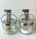 glass bottle spice jar/kitchenware