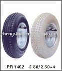 8 inch wheel barrow tyre (PR 1402)