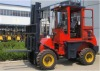 Off-Road Forklift with CE