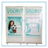 roll up banner stand_portable backrop stands