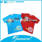 100% cotton city t shirts 2012,kids garment
