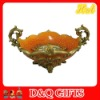 polyresin fruit plate/home decoration