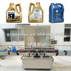 8 heads Automatic engine oil filling machine