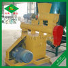 Low power consumpation flat die palm pellet machine