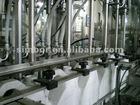 automatic linear plastic bottle car lubricant oil filling machine