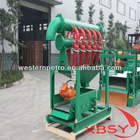 oil and gas field drilling rig drilling desilter