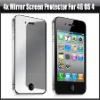 Mirror Screen Protector for New Apple iPhone 4G,YHA-IP115