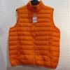 mens packable down vest