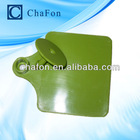 rfid animal ear tags+different color selection+printing logo and numbers