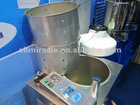 Top-loading steam sterilizer, steam autoclave