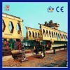 Bridge girder launcher with transporting and erecting intergrated for highway integrated for high speed way AKL-CE-120