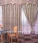 manual window curtains cloth
