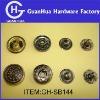 4 parts buttons