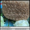 new lovely chiffion rose flower lace,6rows,1.5cm/row