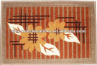 60*90cm Beautiful Style Decorative Nylon Floor Mat