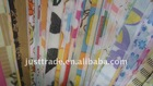 nonwoven fabric with print
