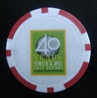 plastic poker chips