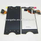 for Sony Ericsson Xperia Mini Pro SK17 HXLT369 lcd touch screen digitizer assembly