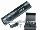 Mini CREE LED 3 Watt Rechargeable Torch