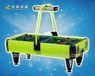 2012 new and attractive designed coin operated electric superior folding classic sport air hockey table