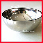 Stainless steel sugar bowl