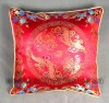 Chinese style cushion pillow cover