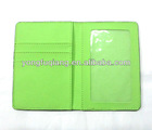 Green pu printing fashion animal place card holder