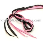 fashion cotton shoelaces for mens shoes ,ladies shoes