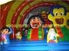 Inflatable Dora explorer