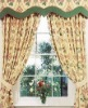 high quality 100% polyester printing drapes curtains