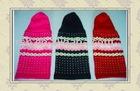 Fashion Design Corrugated hooded Pet Sweater RSH042