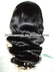 high quality body wave brazilian hair full lace wig
