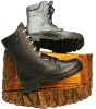 The most durable, the most practical rubber sole leather boots