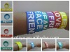 2011 Sport Silicone Slap Bracelet,Silicone Slap Wristband